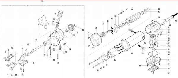 2016-03-20 23-32-30 Шестерня Z30 для машинки Xtra   Лезвия для машинок и аксессуары   Козы и овцы   BigFarmer - Google Chro
