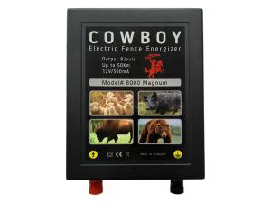Электропастух для овец COWBOY 8000