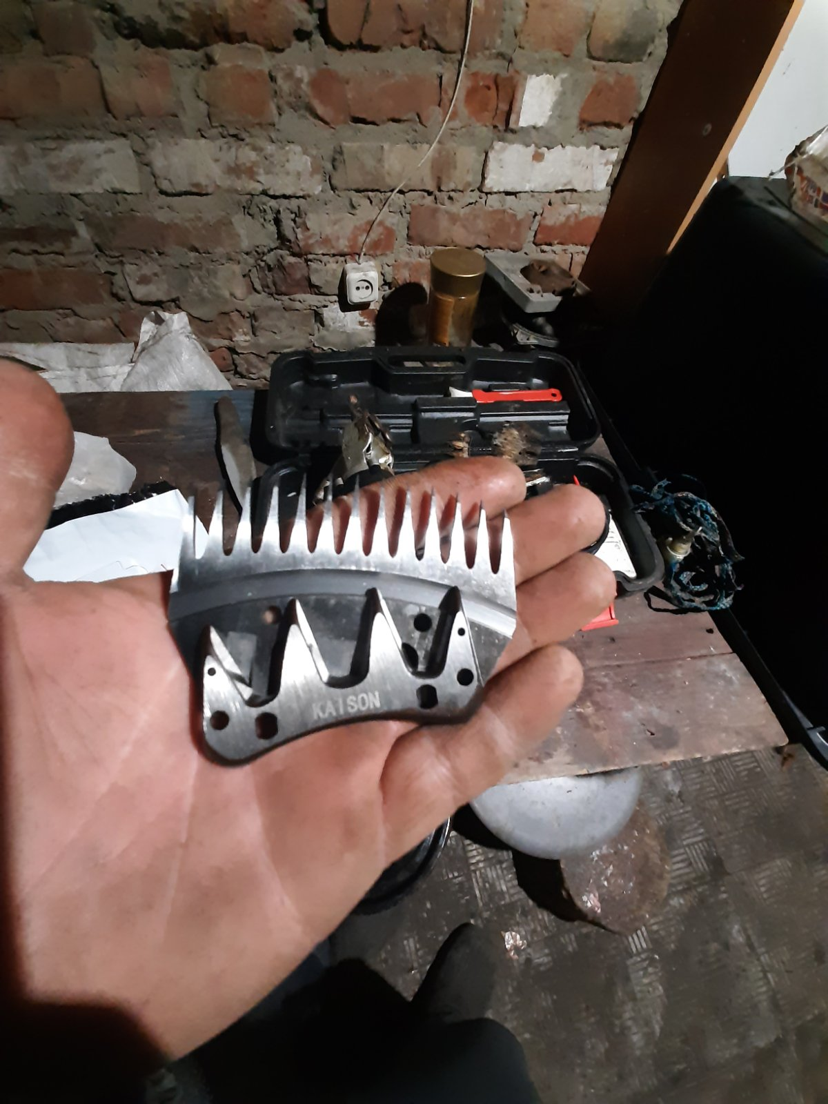 Ножи кайсон